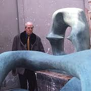 Henry Moore & Sculpture