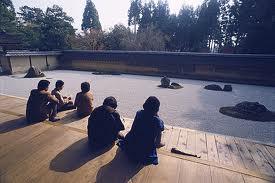 Temple of Peaceful Garden Ryoanji