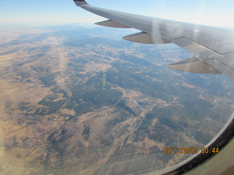 Approaching Madrid IMG_0007